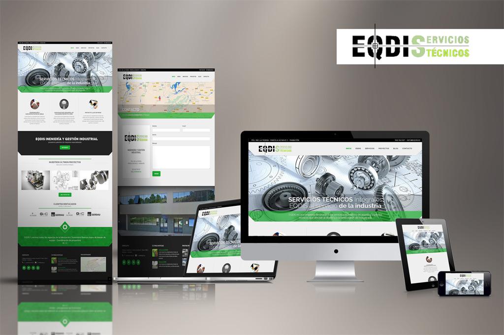 EQDIS ESTRENA WEB